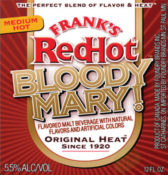 Franks Red Hot Bloody Mary